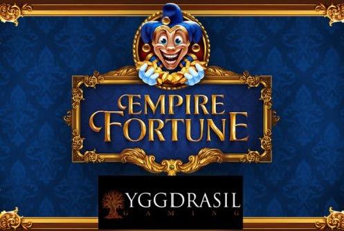 Empire Fortune Video Slot