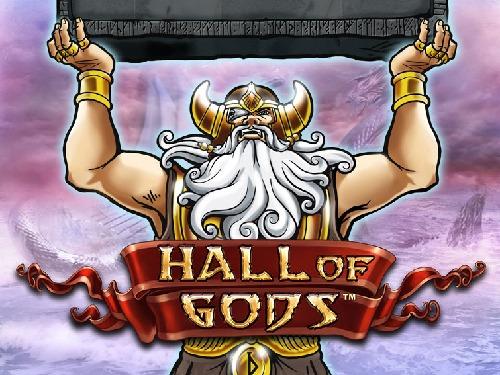 Hall of Gods Video Slot