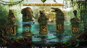 Jungle Spirit Call of the Wild Free Spins