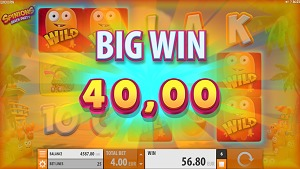 Spinions Beach Party Big Wins