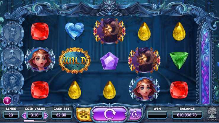 Beauty's Beast Slot - Play Online Video Slots for Free