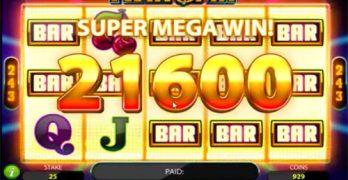 Twin Spin Super Mega Win