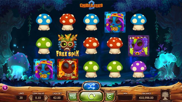 Chibeasties 2 video slot
