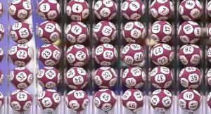 EuroMillions Lotto Balls