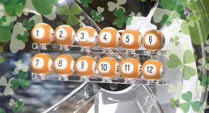 EuroMillions Lucky Star numbers Irish Luck
