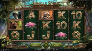 jungle spirit call of the wild video slot
