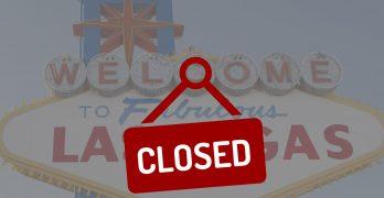 Las Vegas Closed
