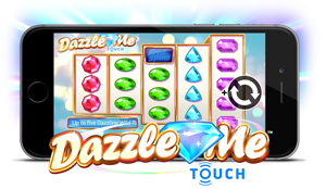 Dazzle Me touch for Mobile