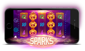 Sparks touch for iPhone and Android