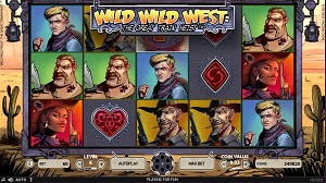 Wild Wild West The Great Heist 4 Villians
